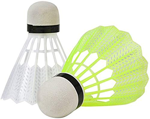 Set per Badminton Colore Vicfun Rosso//Blu//Giallo//Nero