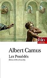 Les Possédés: Pièce en trois parties adaptée du roman de Dostoïevski