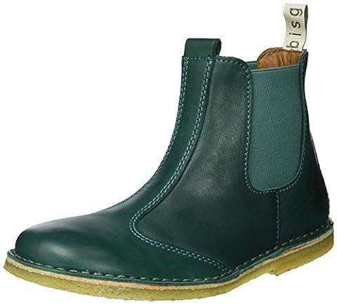 Bisgaard Boot 50205216, Mädchen Chelsea Boots, Grün (1002 Green), 39 EU