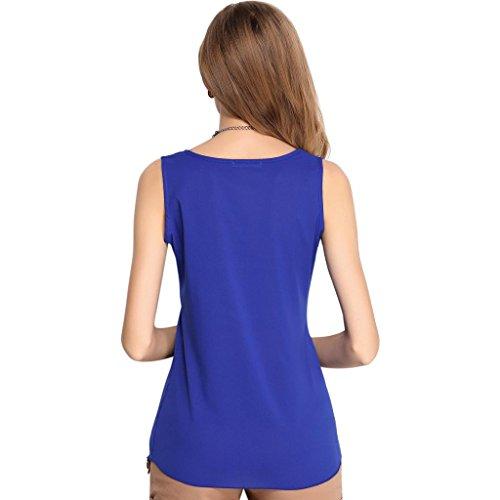 PRIAMS 7 - Canotta -  donna Sapphire Blue