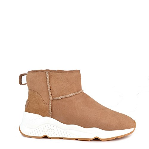 Ash Scarpe Miko Light Camel Boots Donna 39 EU Light Camel