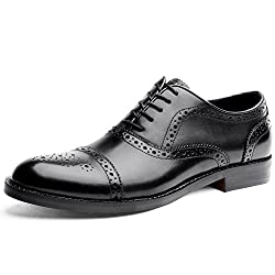 Desai Zapato Piel Brogue...