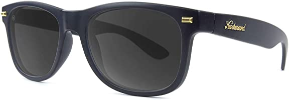 Knockaround Fort Knocks Wayfarer Unisex Sunglasses - FTSK3001-53-18-140 mm Black