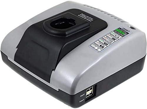 Caricabatteria Powery Powery Powery con USB per DEWALT DW955K-2 | Garanzia di qualità e quantità  | Distinctive  | adottare  97a941
