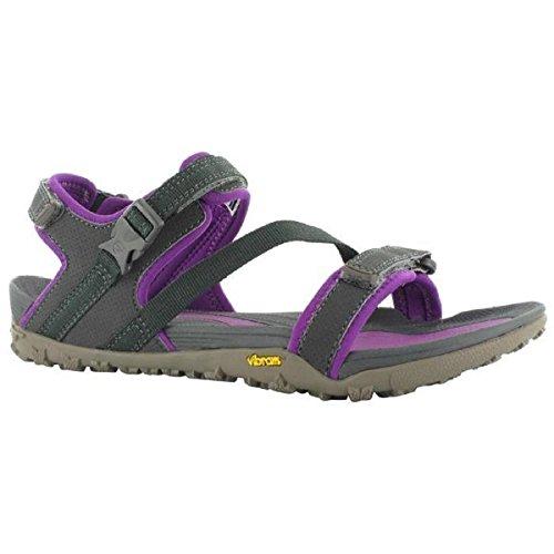 Hi-Tec - Aurora Wo'S, sandali da donna Gris / Violet