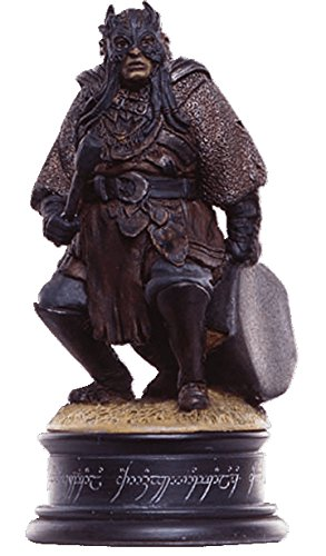 Lord of the Rings Chess Collection Nº 28 Orc Drummer 1