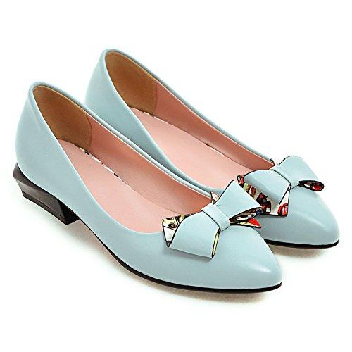 DecoStain Sandales Compensées femme Bleu