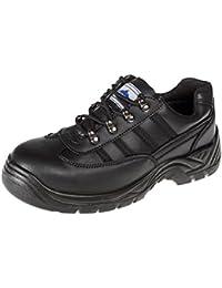 Portwest FW25–Chaussures de sécurité 36/3S1P, 43, noir