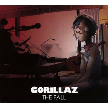 Gorillaz: The Fall (Audio CD)