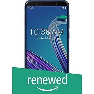 (Renewed) Asus Zenfone Max Pro M1 ZB601KL-4D103IN (Blue, 6GB RAM, 64GB Storage)