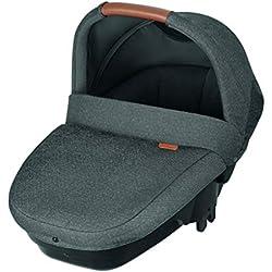 Bébé Confort Nacelle Amber Plus, Légère et Compacte, Naissance à 6 mois (10kg), Sparkling Grey