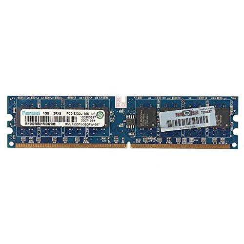 1GB DDR2 PC2-5300 DDR2-667 5300U MHZ 240 - Pin Non-ECC -Desktop-PC -