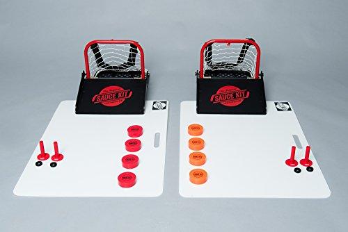Hockey Sauce Kit The Original Games, Training & Trick Shot Kit, Full Kit
