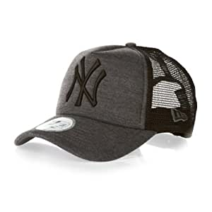 Casquette New York Yankees Jersey Over Adjustable New Era - Noir