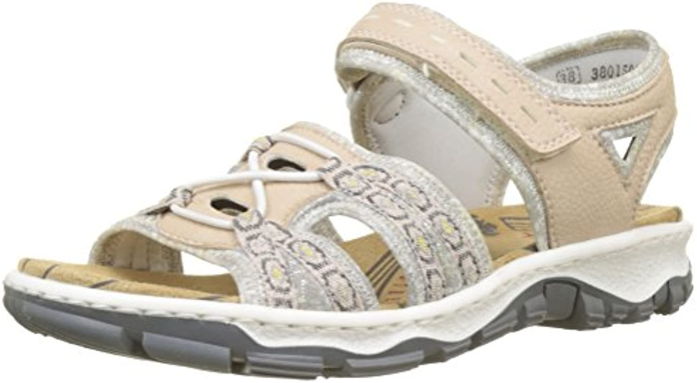 Hommes / femmes Rieker 68865,  esthétique s Bout fermé FemmeB076652XJ8Parent Apparence esthétique  Tirer pleineHommes t parti des matériaux Chaussures de marée vintage b31a63
