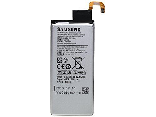 Akku Original Samsung EB-BG925ABE LiIon G925F Galaxy S6 edge (Galaxy Replik)