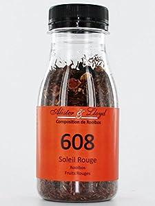 Alister & Lloyd - Thé Rooibos - 608 Soleil Rouge