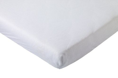 AeroSleep, Coprimaterasso per lettino, Bianco (weiß), 70 x 140 cm