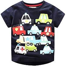Bebé Infantil Niños T-Shirt/Camiseta Polo ZARLLE Boy T-Shirt Ropa para