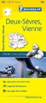 Deux-Sevres/Vienne (Michelin Local Maps)