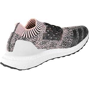 adidas Ultraboost Uncaged W, Zapatillas de Running para Mujer, Rosa True Pink/Clear Orange/Carbon, 39 EU