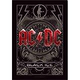 Drapeau AC/DC : Black Ice Sous Licence Officielle