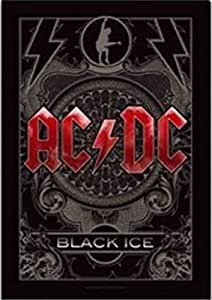 Drapeau AC/DC : Black Ice Sous Licence Officielle