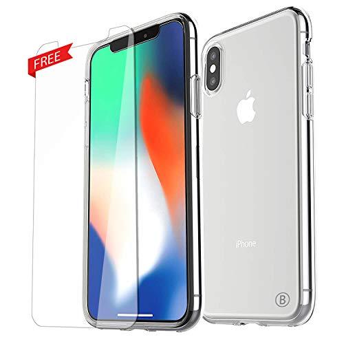 Móviles Y Telefonía Apple Iphone X & Xs Cajas Del Teléfono Etui Es Negro 0010b Clients First