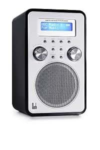 Roth DBT-001 DAB Radio with FM/Bluetooth - Black