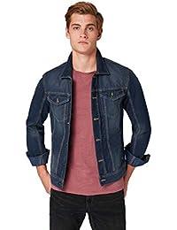 TOM TAILOR Denim für Männer Jacken   Jackets Jeansjacke mit Brusttaschen 403e434f43