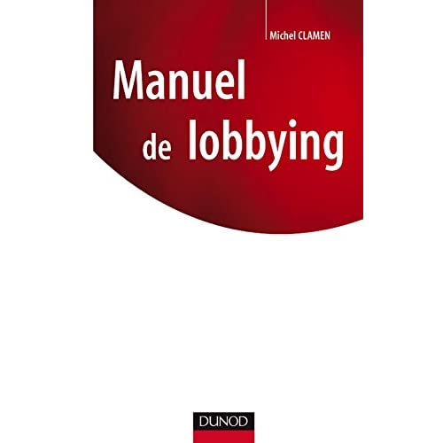 Manuel de lobbying