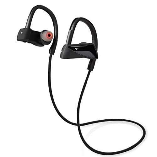 Wings Cruise Deep Bass Sports Wireless Bluetooth Earphones with Mic for Android iOS Windows