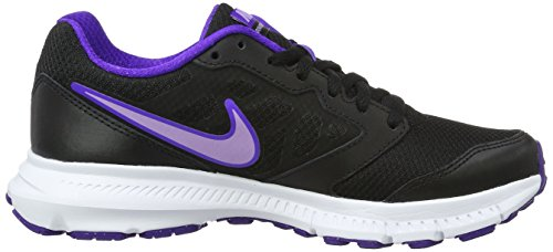 Nike 684765-007, Sneakers trail-running femme Noir (Black/urban Lilac-white 007)