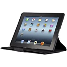 Speck Wonderfolio - Funda para Apple iPad3/iPad4, color negra