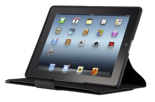 Speck Wonderfolio - Funda para Apple iPad2/iPad3, color negra