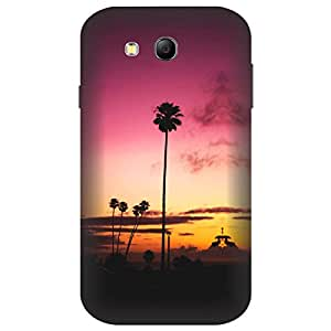 Digi Fashion Designer Back Cover with direct 3D sublimation printing for Samsung Galaxy On7