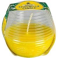 Velas de Cera Anti-Mosquitos- perfumadas citronella-Vela Vaso antimosquitos