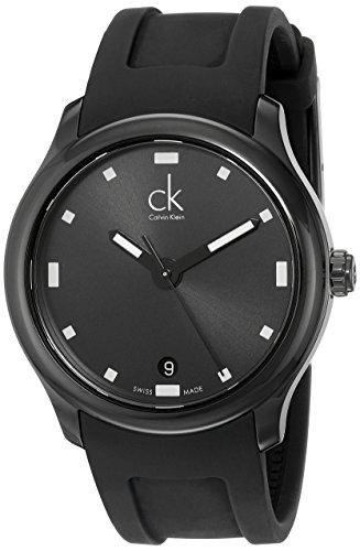 Calvin Klein - Unisex Adult Wristwatch K2V214D1