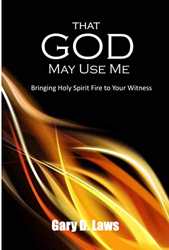 That God May Use Me: Bringing Holy Spirit Fire to Your Witness (English Edition)