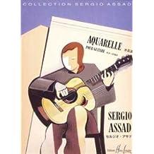Aquarelle – Arreglados para guitarra [de la fragancia/Alemán] Compositor: ...