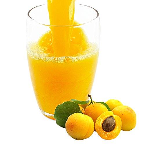 Aprikosensaft Pulver - Aprikosen Fruchpulver - aus 100 % Frucht mit Maltodextrin 1 Kg (Pulver-brunnen)
