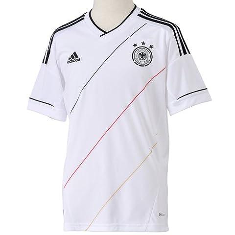 Adidas Trikot DFB Home, white/black, 152, X21787