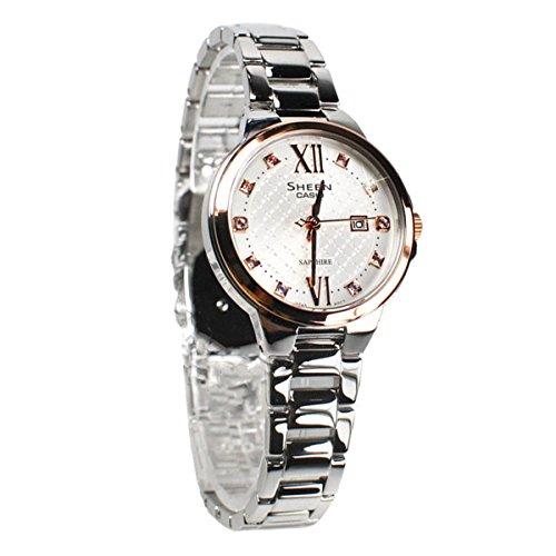 Casio Damas Watch Sheen Reloj SHE-4524SPG-7A
