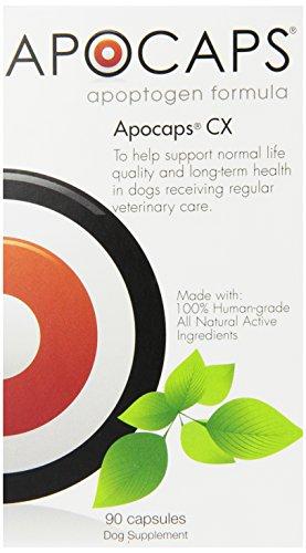 Apocaps - Apoptogen Formula - 90 Caps - Verbesserte 90 Kapseln