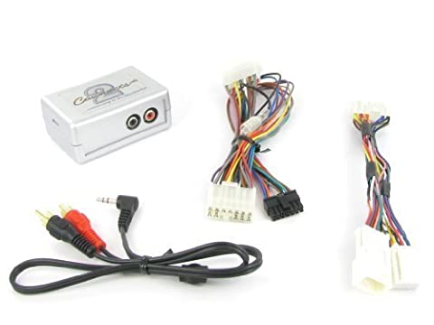 Connects2 CTVTYX002 Toyota Avensis, Yaris Corolla, OEM Adaptateur Interface auxiliaire