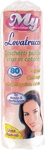 Coton 80 pastilles levatrucco pcs