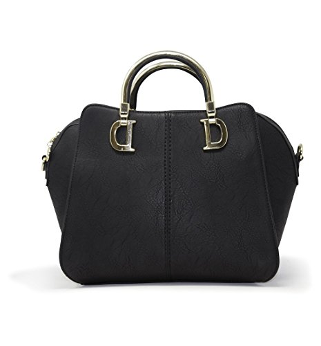 Bella Bags , Damen Tote-Tasche One Size, Schwarz - schwarz - Größe: One Size (Bag Tote Bella)