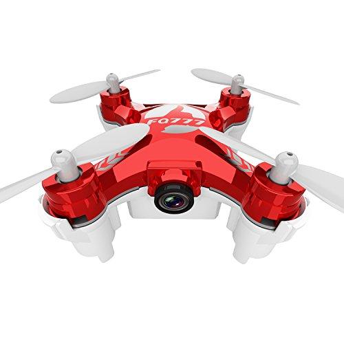 fq777- 954WiFi App Steuerung Mini RC FPV Echtzeit-Übertragung Quadcopter Drohne mit FPV 0,3MP Kamera