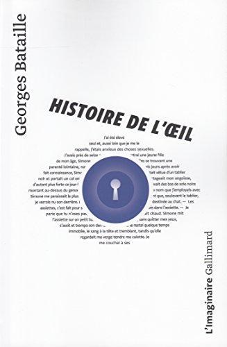 Histoire de l'œil par Georges Bataille