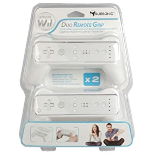 Wii – Duo Remote Grip [UK Import]
